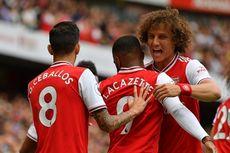 Usai Debut di Arsenal, David Luiz Ingin Tiru Kesuksesan di Chelsea