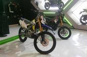 Diskon Motor Trail di IIMS 2018