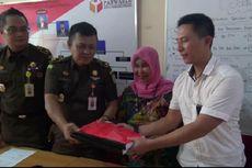 Berkas Tersangka Calon Wakil Wali Kota Pangkal Pinang Dilimpahkan