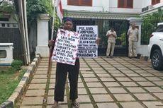 VIDEO: Jalan Kaki dari Tegal ke Jakarta, Rahman Temui Prabowo