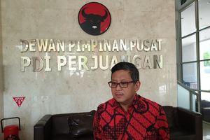 Hasto Sebut Sejumlah Menteri Siap Jadi Jurkamnas Jokowi-Ma'ruf