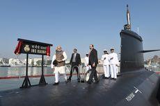 Angkatan Laut India Tambah 56 Kapal Perang dan Enam Kapal Selam