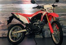 Honda CRF150L Dikembangkan untuk Indonesia