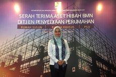 Ke Jakarta, Bupati Indah Hadiri Penandatanganan Serah Terima Berita Acara Aset Hibah