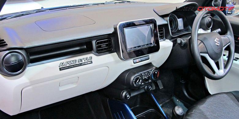 Modifikasi Suzuki Ignis 2017