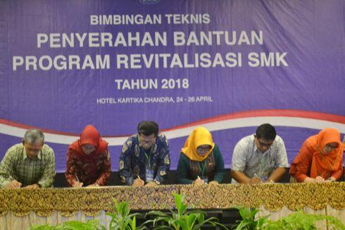 Bantuan 169 Miliar bagi Revitalisasi SMK