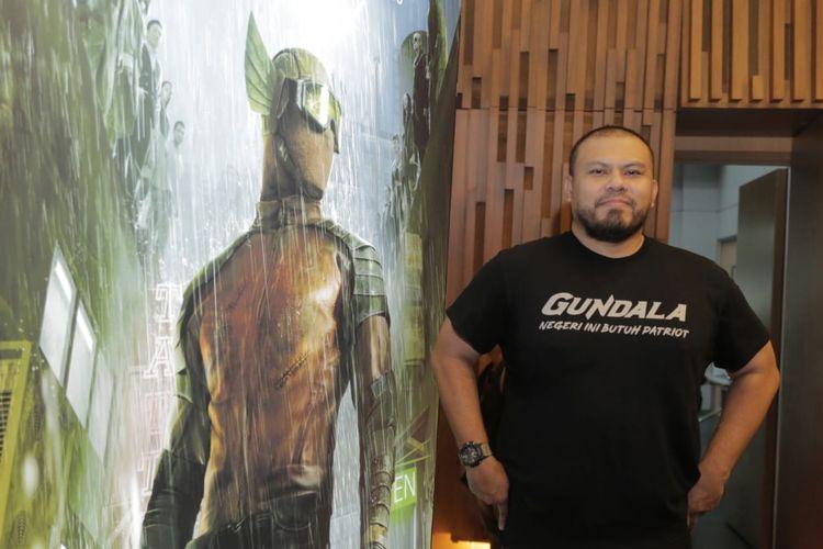 Joko Anwar: Film Gundala Minim Kekerasan