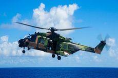 Terbang di Atas Laut China Selatan, Pilot Helikopter Australia Diserang Laser