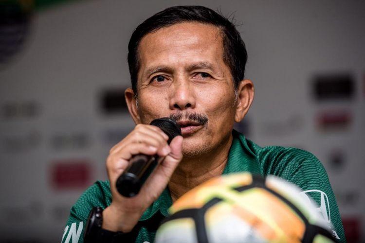 Pelatih Persebaya Surabaya, Djajang Nurdjaman.