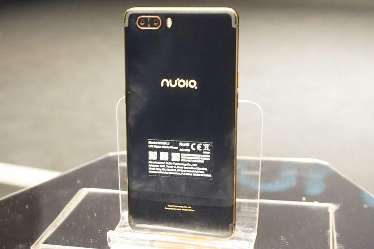 3 Android Baru Nubia Dirilis Di Indonesia Harganya Kompas Com