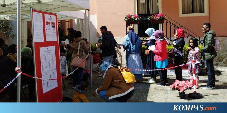 Semarak Pemilu Indonesia di Italia, Malta, dan Siprus