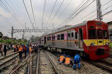 Antrean Kereta ke Manggarai Diperkirakan Normal Pukul 13.00 WIB