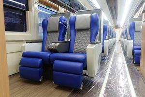 Mengenal Kemewahan KA Luxury 2, Ini Fasilitas dan Jadwal Keberangkatan