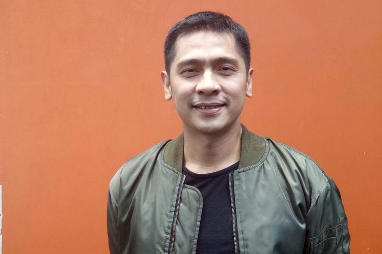Adi Nugroho saat ditemui di kawasan Tendean, Jakarta Selatan, Selasa (17/10/2017).
