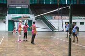 Sambut Proliga 2018, Tim    Gresik Petrokimia Serius Matangkan Permainan