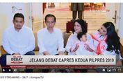 Bicara Persiapan Debat, Jokowi Didampingi Bobby Nasution