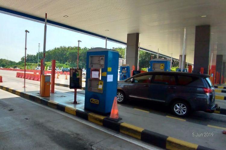Selama tujuh hari, 275.160 kendaraan melintasi Jalan Tol Batang-Semarang