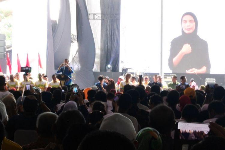 Jokowi Apresiasi Prestasi Para Penyandang Disabilitas