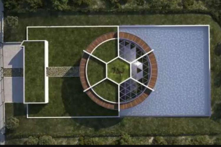 Rumah Lionel Messi