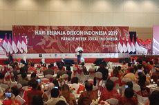 Jokowi Sindir Emak-emak yang Suka Beli Tas dan Sepatu Impor