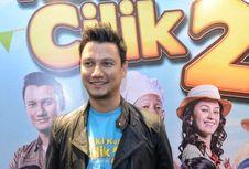 Christian Sugiono Akhirnya Bisa Ajak Anak Tonton Film yang Dibintanginya