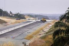 5 Terowongan Khusus Gajah Dibangun di Tol Pekanbaru-Dumai