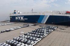 Pemerintah Pacu Ekspor Produksi Mobil Dalam Negeri