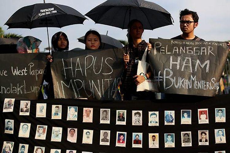 Konflik Dan Pelanggaran Ham Catatan Kelam 20 Tahun Reformasi Jeo Kompas Com