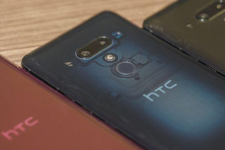HTC U12+ Resmi Meluncur dengan 4 Kamera