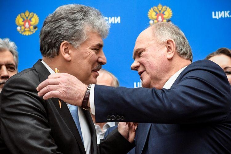 Pemimpin Perusahaan Pertanian Lolos sebagai Calon Presiden Rusia