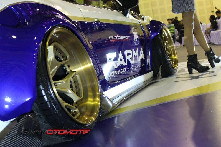 Body kit Karma Toyota 86