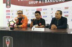 Pelatih PSM Sayangkan Aksi Suporter Seusai Kekalahan Persib