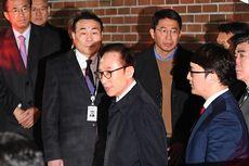 Terlibat Korupsi, Mantan Presiden Korea Selatan Ditahan