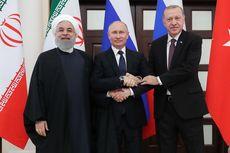 Putin: Pemerintah Suriah Harus Kuasai Wilayah yang Ditinggalkan Pasukan AS