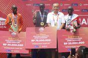 Para Pelari Kenya Rajai Kategori Half Marathon dan 10K Borobudur Marathon 2018