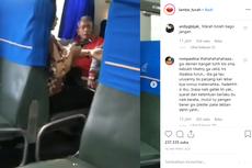 [FAKTA] Video Perempuan Bentak Petugas KAI di Dalam Kereta