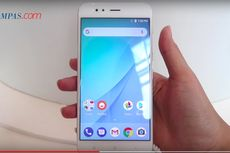 Vlog: Kesan Pertama Menjajal Xiaomi Mi A1 Berbanderol Rp 3,1 Juta