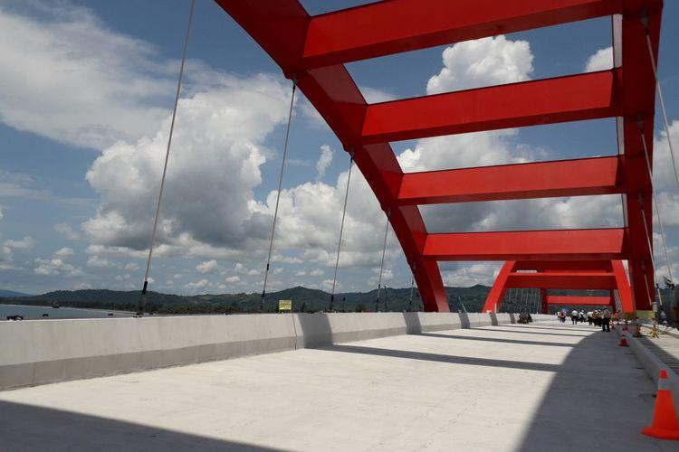 Jembatan holtekamp yang akan jadi ikon Jayapura