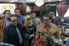Datang ke DPR, Keluarga Eggi Sudjana Adukan Kasus Makar ke Fadli Zon