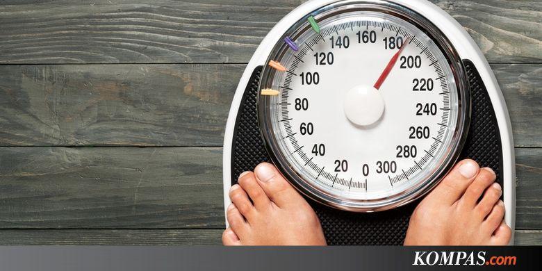 Mencegah Berat Badan Naik Turun Setelah Diet