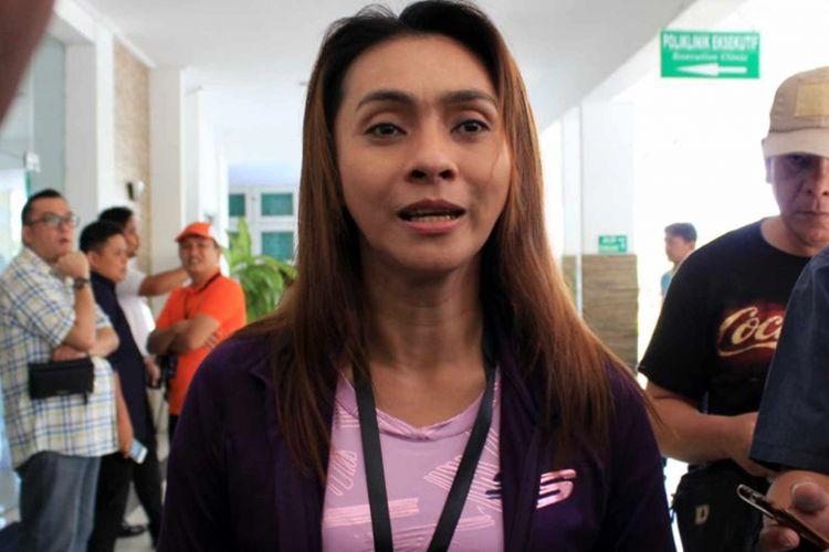Salah satu kandidat perempuan dalam Pilkada di Sulut 2018, Sri Wahyumi Manalip yang maju sebagai Calon Bupati Kepulauan Talaud.