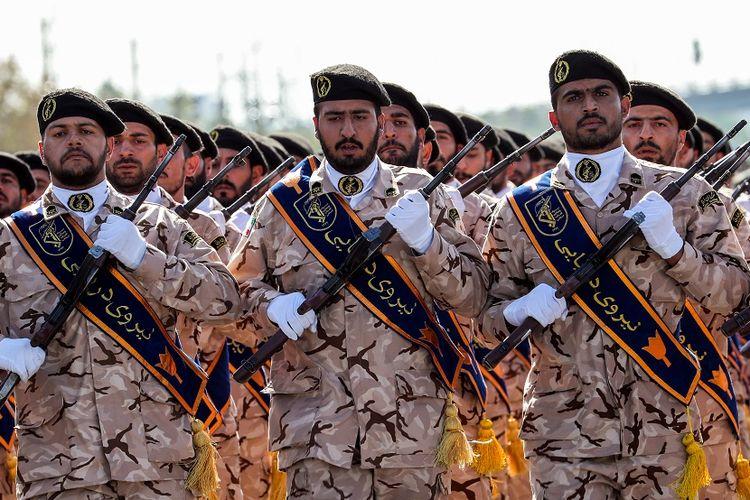 Pasukan Garda Revolusi Iran