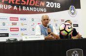 Lini Depan Persib Tumpul, Mario Gomez Tegaskan Tak Butuh Striker Baru