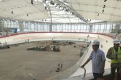 Velodrome Jakarta Disebut yang Terbaik se-Asia