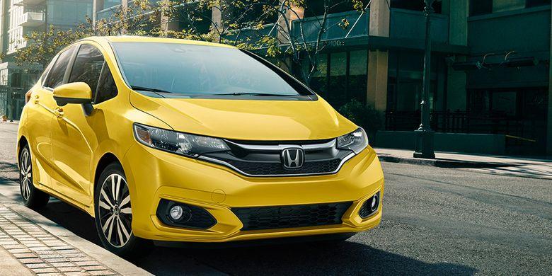Honda Jazz Facelift Meluncur Agustus Kompas Com