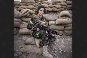 Diburu ISIS dan Kepalanya Dihargai Rp 14 Miliar, Siapakah Joanna Palani?