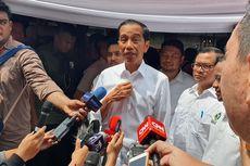 Soal Kasus Novel, Jokowi Bilang Tanya ke Tim Gabungan Bentukan Polri