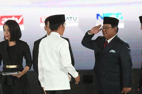Luhut Sebut Jokowi Ingin Bertemu dan Rekonsiliasi dengan Prabowo