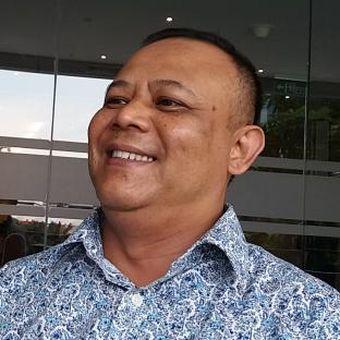 Kuskridho Ambardi di Jakarta, Kamis (17/3/2016)