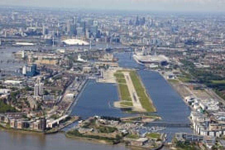 London City Airport, United Kingdom